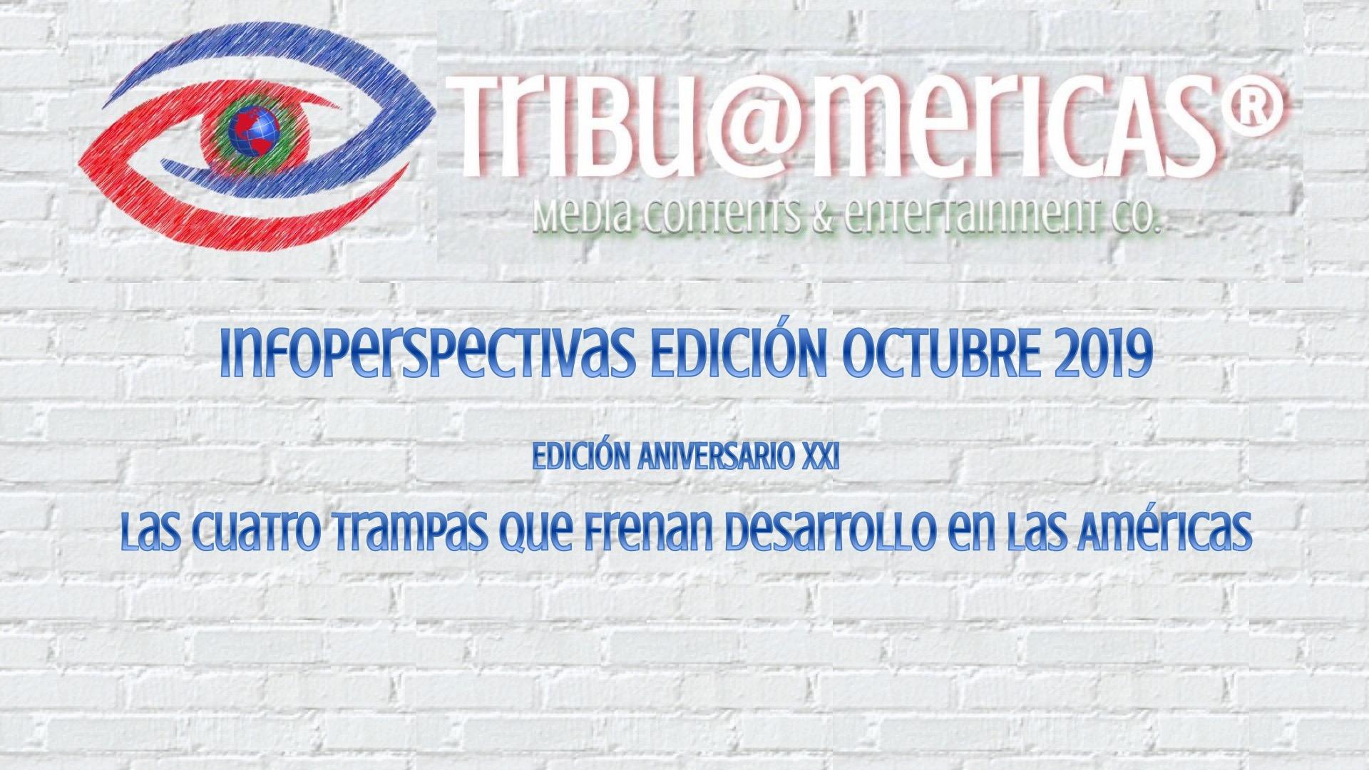 TribuAmericas Octubre 2019 - Edición Aniversario XXI