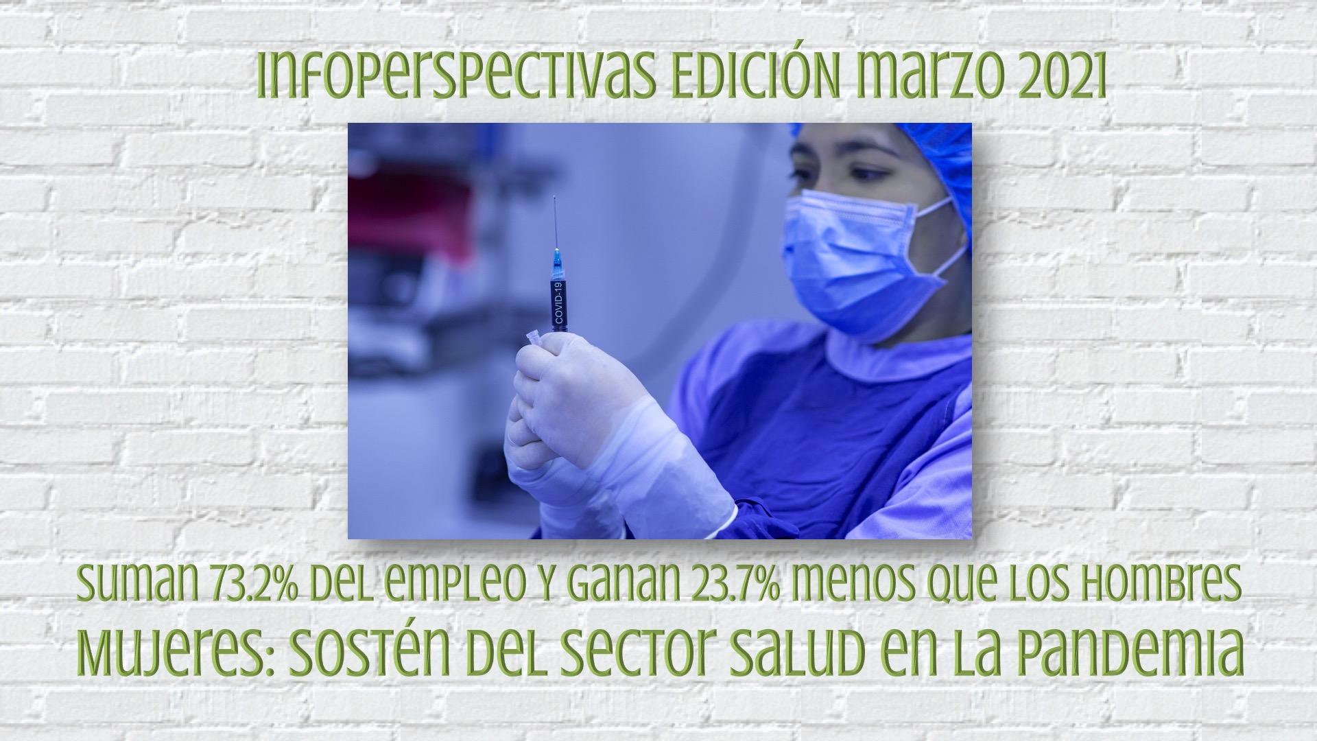 TribuAmericas Marzo 20201 Mujeres Sostenibilidad del Sector Salud en la Pandemia